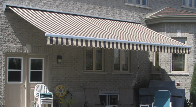Retractable Awnings - 2