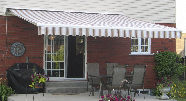 Retractable Awnings - 5