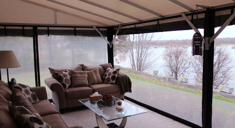 Awning Curtains, Screens & Accessories - 3