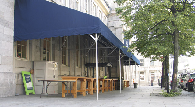 Commercial Awnings - 6
