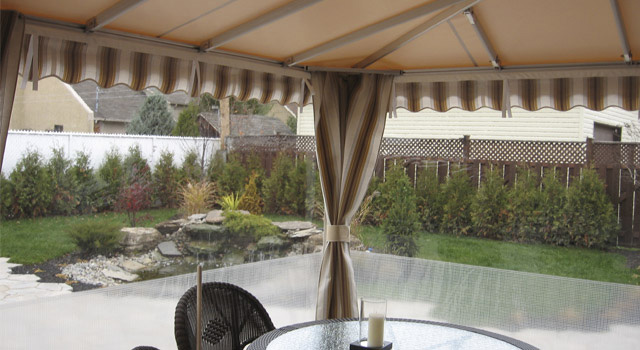 Awning Curtains, Screens & Accessories - 9